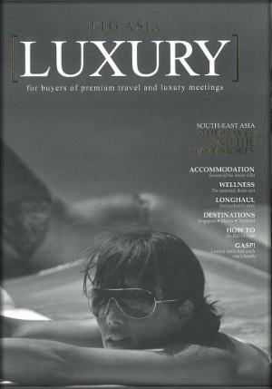 TTG Asia Luxury 2013